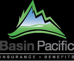 Basin Pacific Insurance + Benefits Logo
