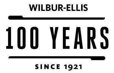 Wilbur-Ellis 100 Years Since 1921 Logo