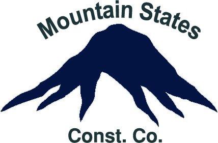 Mountain States Construction Company logo