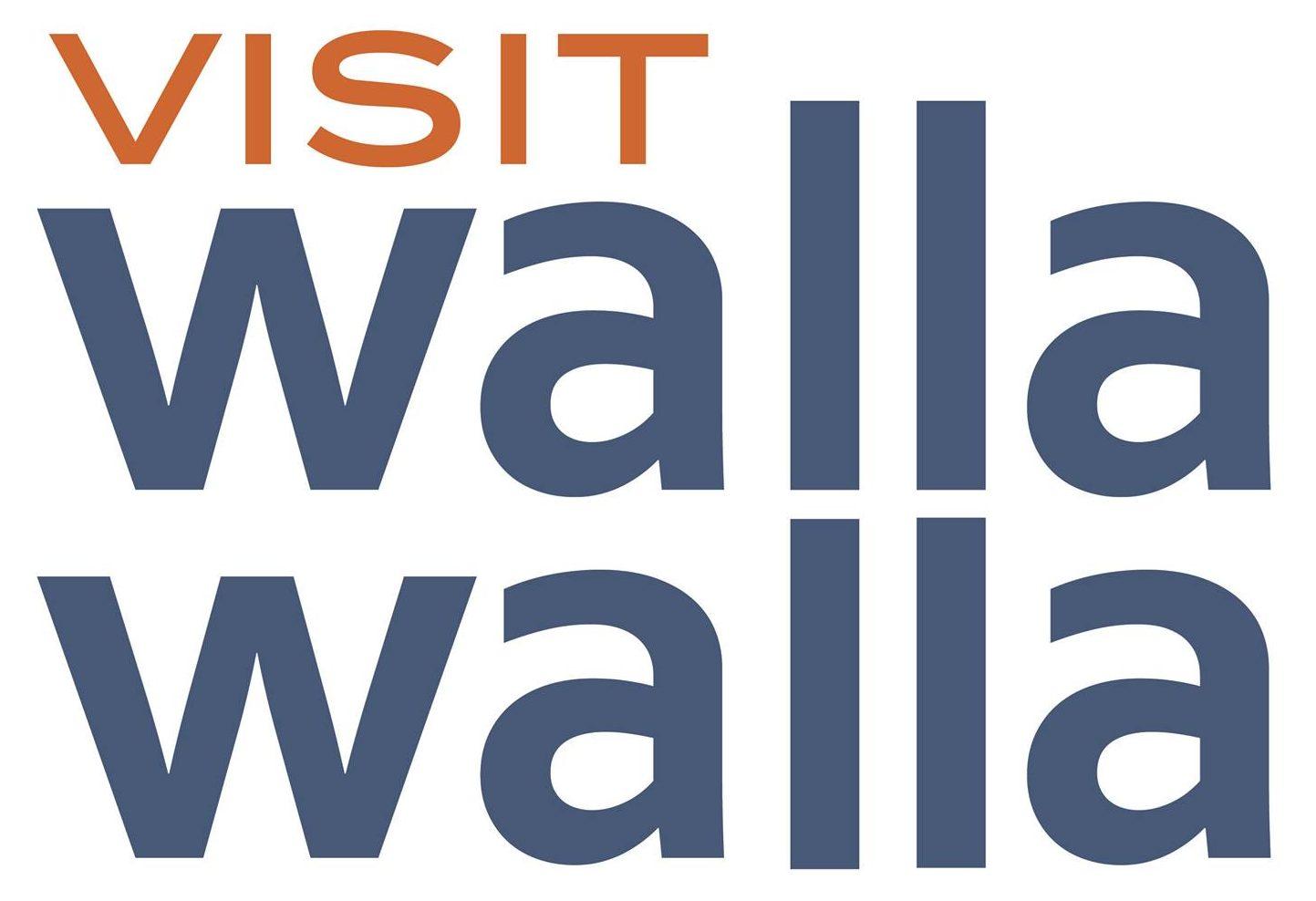 Visit Walla Walla logo